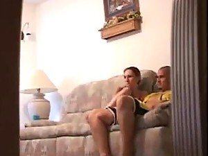 Couple caught fucking using hidden camera