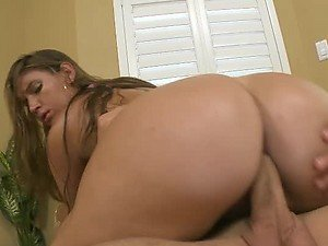 An Awesome Cock Riding By Nikki Stone's Huge Ass