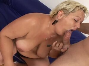 A Nice And Hard Fuck For A Fat Mature Woman