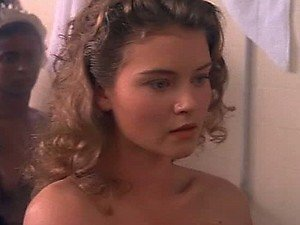 Bahni Turpin and Ione Skye Totally Naked In a Hot Prison Shower Scene