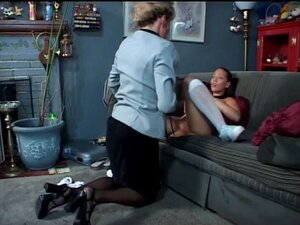 Older Women And Younger Women vol3 - Scene 1