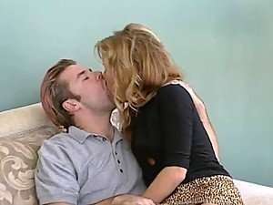 Rick Patrick fucks pretty Tabitha Stern and cums in her mouth