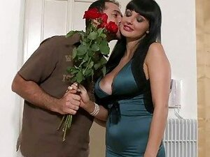 Aletta Ocean enjoying romantic sex