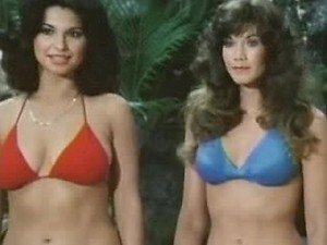 Foxy Barbi Benton and Lots Of Super Hot Girls Wearing Bikinis
