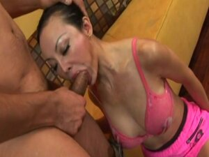 Anal hardcore with Asian beauty Angie Venus