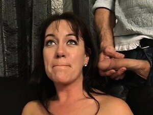 This gambling mom is addicted to trying her luck at the lottery and we just knew that she'd want to help us feed our addiction of fucking mom holes! We tapped her slot machine until we were sure we were winners and then shared our jackpots with her all ov