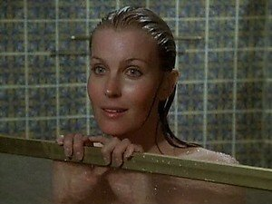 Mesmerizing Blonde Bo Derek Shows It All in the Shower