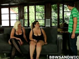 Domination sex with BBW mistresses