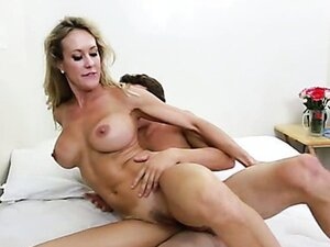 Brandi Love fucks with her son's roommate, Tyler! Part 3