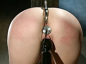 Big Tits, Tight Bondage, and Bad Ass Electrical Toys