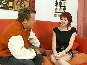 Nasty redhead Zoey Nixon gets her pussy amazingly fucked