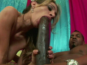 Sarah Jessie gets nailed by monster cock