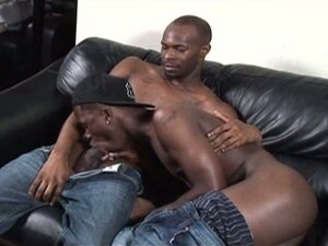 Two african black gay dude doing hard fucked