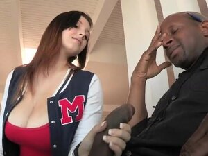 Noelle Easton is fucking with slender dude Prince Yahshua