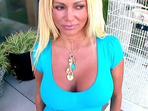 Hard Dick Action For A Busty Russian Milf