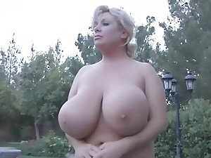 Claudia Marie Big Bruised Boobs