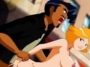 Totally Spies cartoon sex video