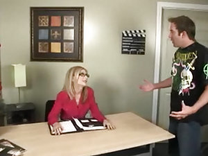 Nina Hartley Craves Cock