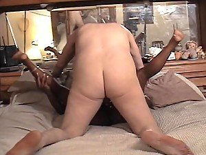 Regan Senter fucks a hot ebony girl in missionary and cowgirl positions