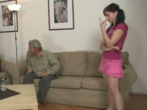 Teen Chick Seduces er BF's Mom and Dad