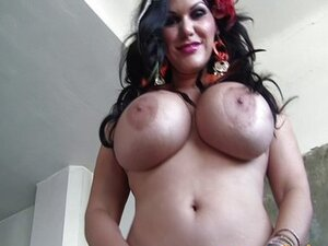 Angelina Castro Shakes Her Big Boobs and Ass