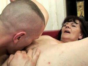 Horny granny Helena May