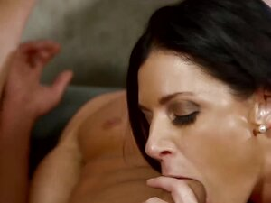 Teen Maddy O'Reilly Licks India Summer's Clit While Getting Fucked
