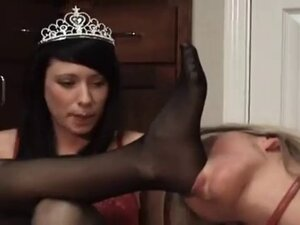 Worship My Stocking Feet!