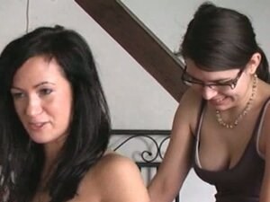 Zuzinka and tereza are czech lesbians in action