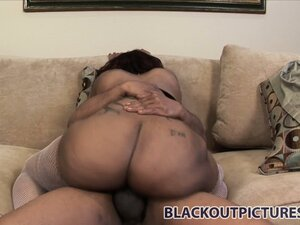 Cherokee squeals and moans while he is cumming deep in her pussy