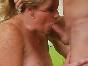Mature Bbw Has Fun With White Guy  Chubby Pussy Part 1