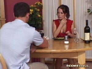 Ultimate Alexis May: Alexis Gets Table Topped