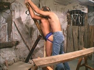Hardcore gay bdsm and torture fuck