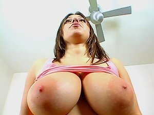 Hot Babe With Big Natural Tits Gets Fucked Hard