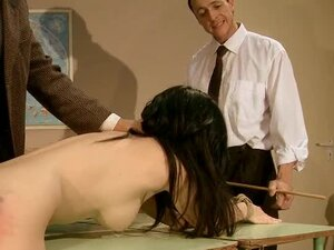 Naughty School Girls Dominated and Anal Fucked by Teachers