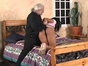 Black ass spanked nice and hard