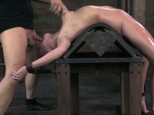 Hard bdsm mouth and ass fucking