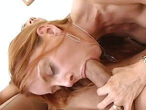 Two cocks for momma