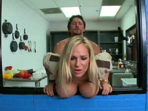 Alluring Tyler Faith gets drilled up her piss flaps