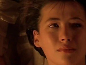 Beautiful Teen Sophie Marceau Crying After Her First Orgasm