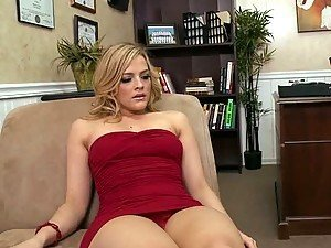 Big Ass Blonde Alexis Texas Needs Help with Her Crotch Watch Fever