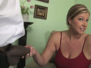 Horny blonde momma zoey andrews crazy for monster black cock