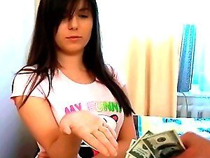 This Teen Will Do Anything For Cash