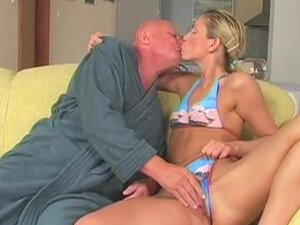 Birthday girl Rita loves her man's huge cock