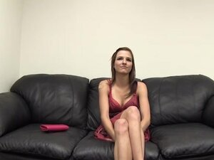 Beautiful Girl Assfucked At Casting Couch