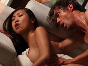 Amazing Asian Hottie Gets A Sweaty & Severe Shagging