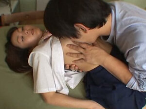 Hot Asian schoolgirl fuck