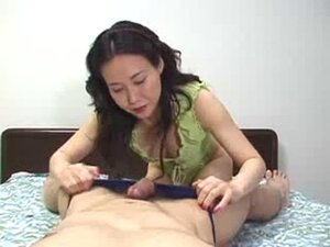 Japanese Mom With Not Her Son POV