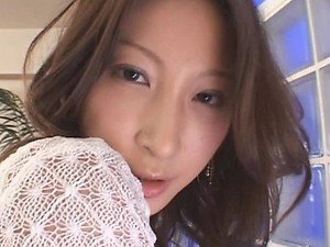Asian Babe Getting Anally Toyed