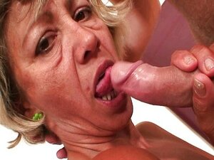 Afterparty Sex With Granny 1